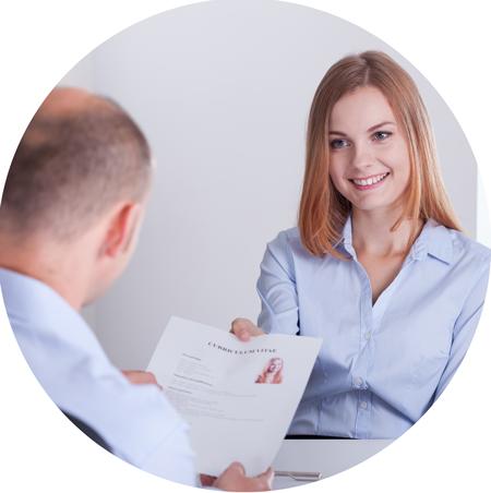 Karriererådgivning - CV og søknad